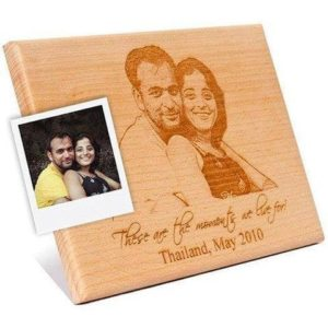 Customized Wooden Picture Frame