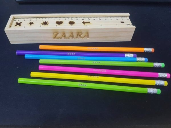 Customise Pencil Box