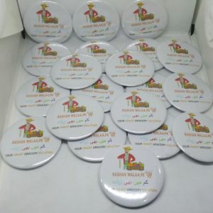 Customized Name Badges