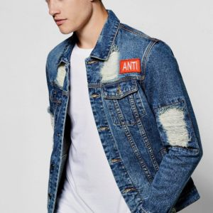 Customized Jackets For Mens And Womens (In Jeans)