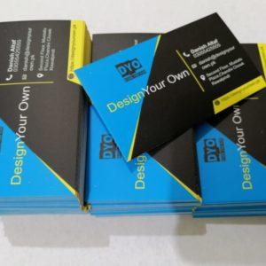 Customized Business card