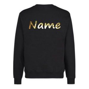 Design Your Own Customized Sweat Shirt