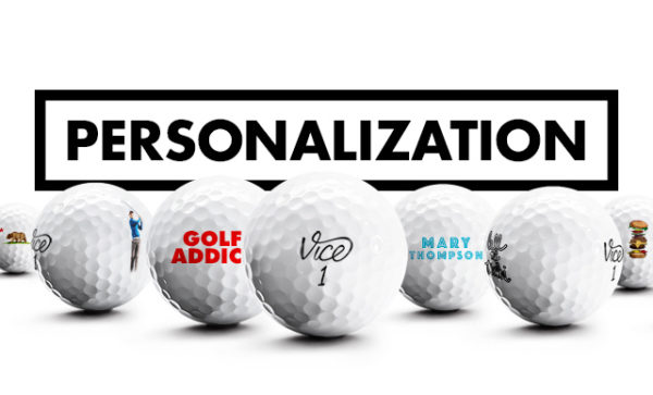 Design Your Own Customized Golf Ball