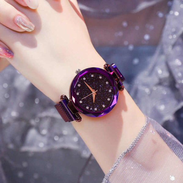 Design Your Own Magnetic Ladies Hand Watch