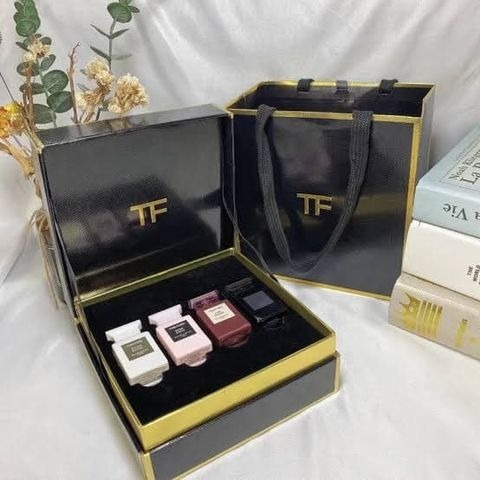 Customized Perfumes Gift Box