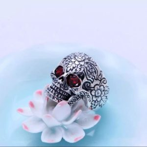 Design Your Own Skeleton Design Finger Ring Stainless steel