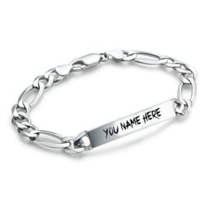 Design Your Own Customise Name Bracelate