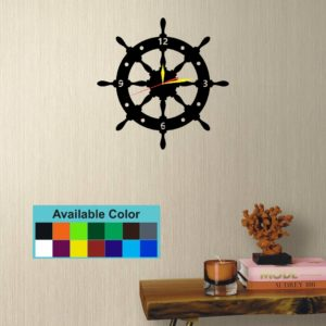 Design your own Acceralic wall clock