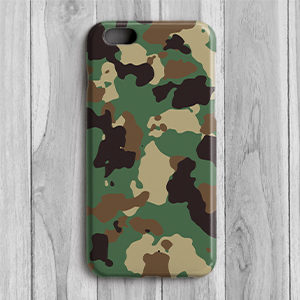 Design your Own Camouflage Mobile Cover