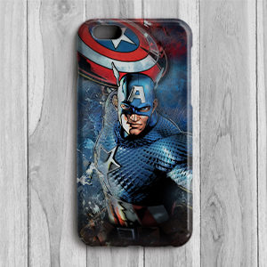 Design your Own Captain America Mobile Cover