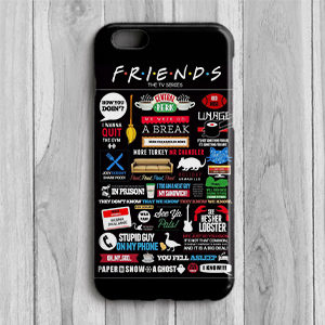 Design your Own Friends Mobile Cover