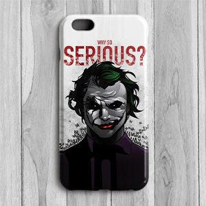 Design your Own Joker Mobile Cover