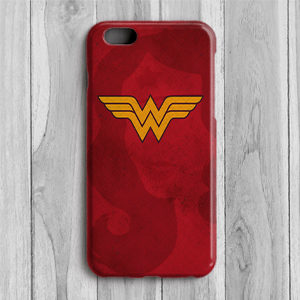 Design your Own Wonder Women Mobile Cover